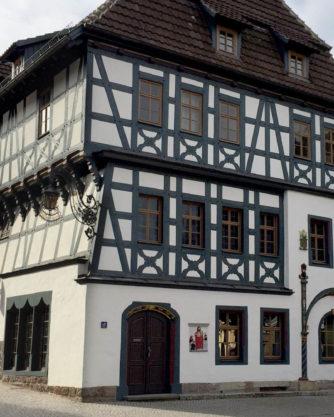 Lutherhausin Eisenach